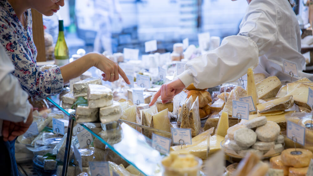 Profession fromager cremier