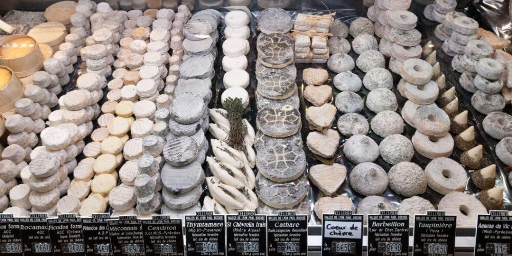 Présenter ses fromages