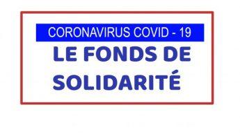 Nouvelle actualisation du fonds de solidarité