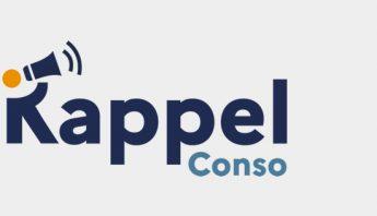 Lancement du site internet RappelConso