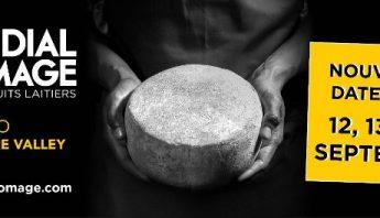 Mondial du Fromages Tours : report en septembre