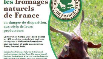 Fromages naturels de France : campagne de financement