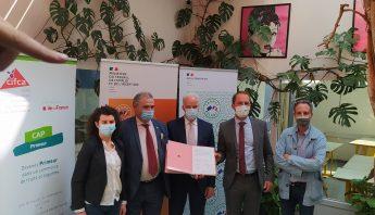 #1jeune1solution Rencontre d'Alain GRISET et Thibaut GUILLUY au CIFCA Paris